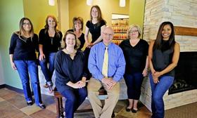 Doctor and Staff at Kyle D. McCrea DDS, Richmond, TX